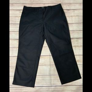 White House Black Market Crop Pants 12